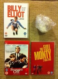 Three Favourite DVDs