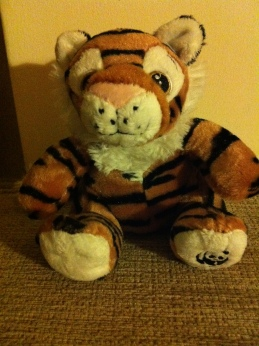 Adopt a Tiger with WWF