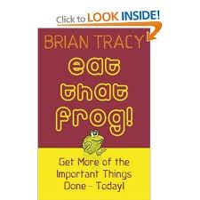 Eat That Frog Book from Amazon
